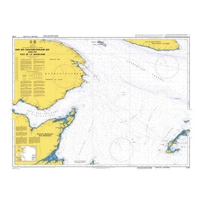 Baie des Chaleurs/Chaleur Bay aux/to Iles de la Madeleine