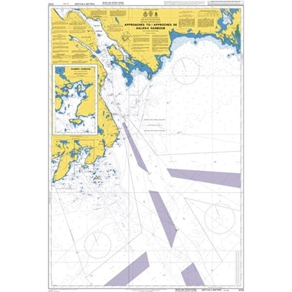 Approaches To/Approches De Halifax Harbour