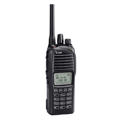 Picture of VHF Handheld Transceiver IC-F3262DT #22