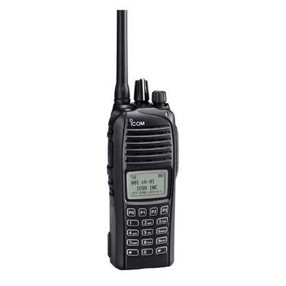 Picture of Rádio portátil Icom IC-F3262DT #22 VHF