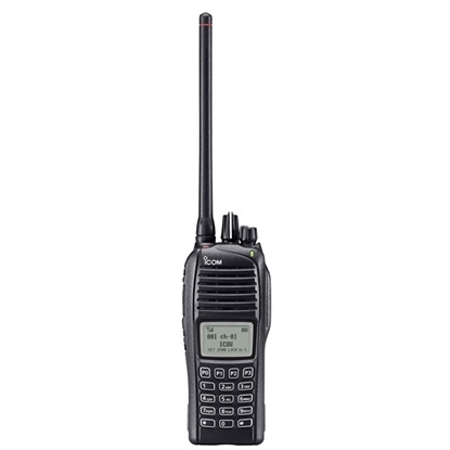 Picture of UHF Handheld Transceiver IC-F4262DT #22