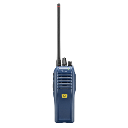 Picture of Rádio portátil Icom IC-4202DEX UHF ATEX