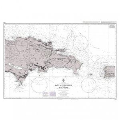 Eastern Part of Haiti to Puerto Rico including Mona Passage