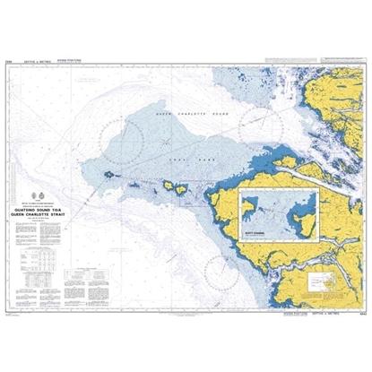 Quatsino Sound to/a Queen Charlotte Strait