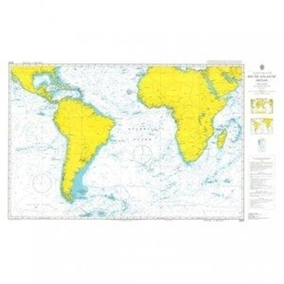 Picture of A Planning Chart for the South Atlantic Ocean