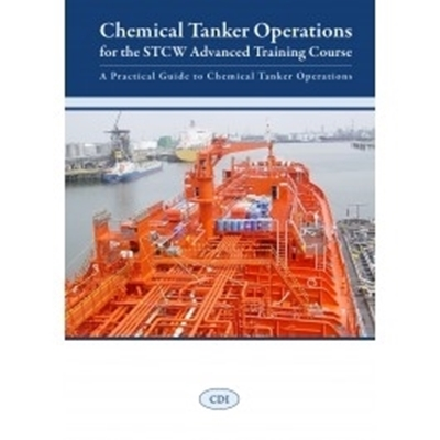 Picture of Chemical Tanker Operations for the STCW Advanced Training Course