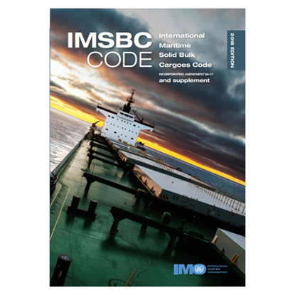 IMSBC Code & Supplement, 2018 Edition