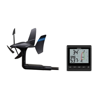 GNX™ Wind 2 sem fios (Display GNX Wind + Transdutor gWind Wireless 2)