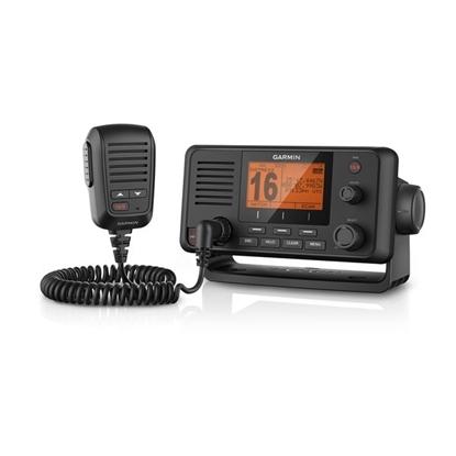 Picture of Radiotelefone VHF 210i preto com DSC classe D estanque