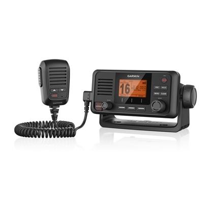 Picture of Radiotelefone VHF 215i preto com DSC classe D estanque e GPS