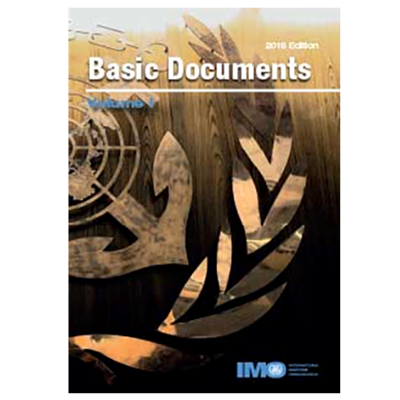 Picture of Basic Documents: Volume I, 2018 Edition