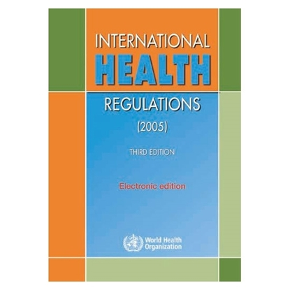 International Health Regulations, (3rd Edition)