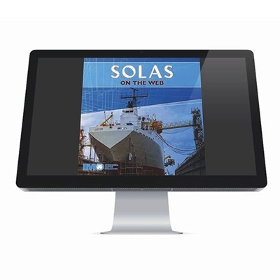 Picture of SOLAS Consolidated Edition, 2014
