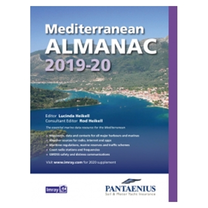 Picture of Mediterranean Almanac 2019/20