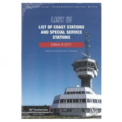 Picture of List of Coast Stations and Special Service Stations 2017