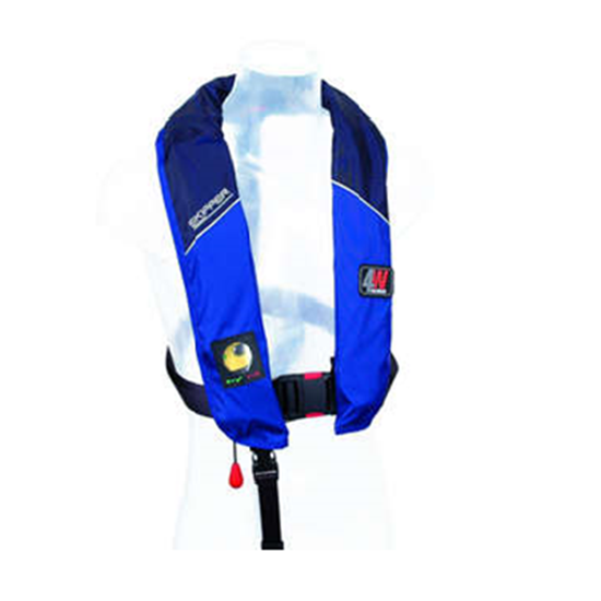 Picture of Skipper inflatable automatic lifejacket w/ harness - 150N