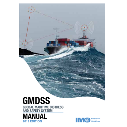 Picture of GMDSS Manual, 2019 Edition