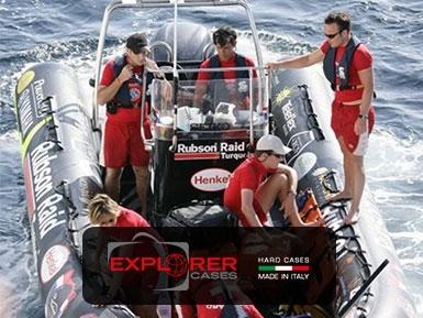 Caixas Explorer Cases