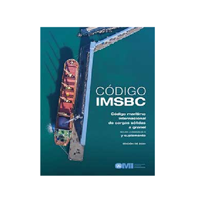 Picture of IMSBC Code and Supplement, 2020 Edition