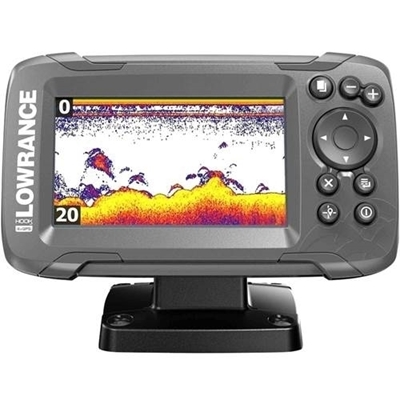 Picture of HOOK² 4x with Bullet Transducer and GPS Plotter CE