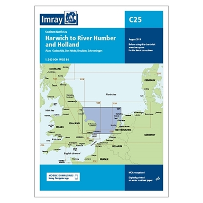 C25 Harwich to River Humber and Holland