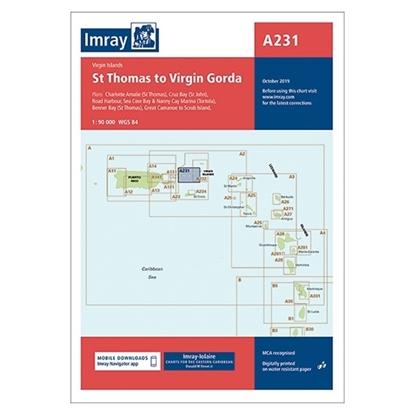 A231 St Thomas to Virgin Gorda
