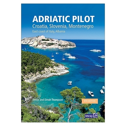 Picture of Adriatic Pilot - New edition due end February 2020