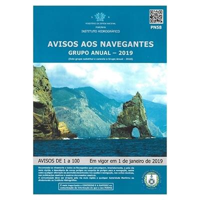Picture of Avisos aos Navegantes - Grupo Anual