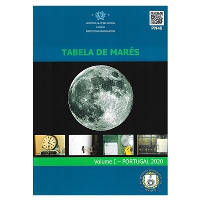 Picture of Tabela de Marés 2020 – Volume I