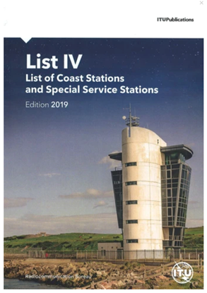 Picture of List IV - List of Coast Stations and Special Service Stations