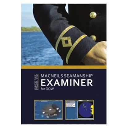 Picture of Macneil's Seamanship Examiner (MSE) - OOW Version 6