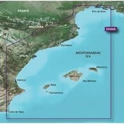 Catalunha, Valência, Baleares (VEU 454S)