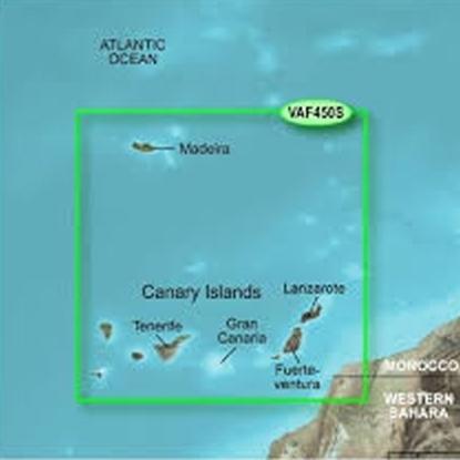lhas Canárias e Madeira (VAF 450S)