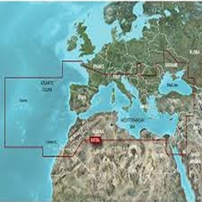 Picture of Mediterrâneo - Península Ibérica (VEU723L)