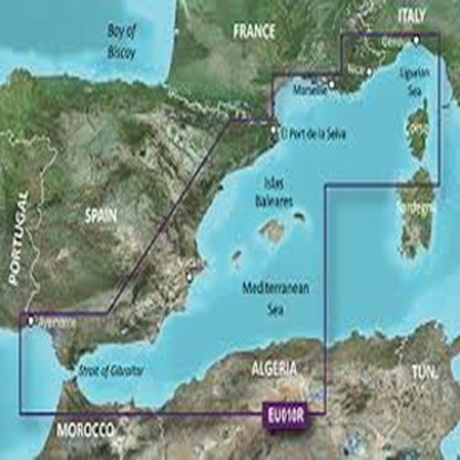 Mediterrâneo espanhol (HXEU 010R)
