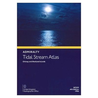 Tidal Stream Atlas NP209