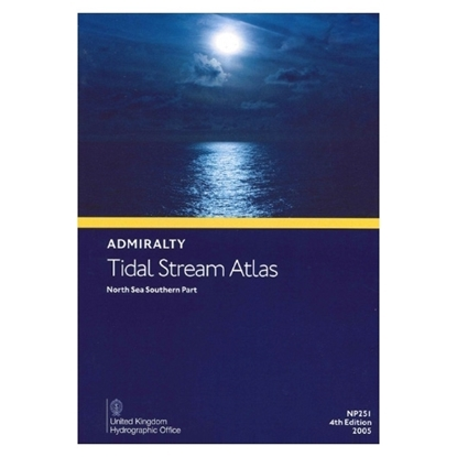 Tidal Stream Atlas NP251