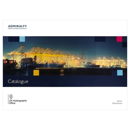 Catalogue of Admiralty Charts and Publications