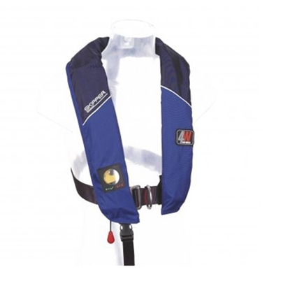Picture of Skipper inflatable manual lifejacket - 150N