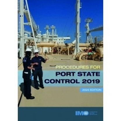 Picture of Procedures for Port State Control, 2019 (2020 Edition) (KD650E) (eBook)