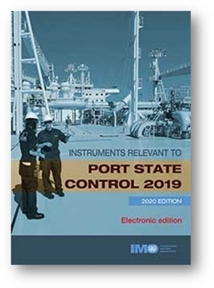 Picture of Instruments Relevant to Port State Control 2019, (2020 Edition) (K657E) (eBook)