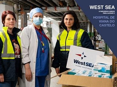 Campanha de angariação de fundos destinados a adquirir material e equipamento hospitalar