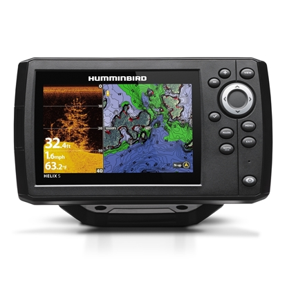 Picture of Humminbird HELIX 5 CHIRP DI GPS G2